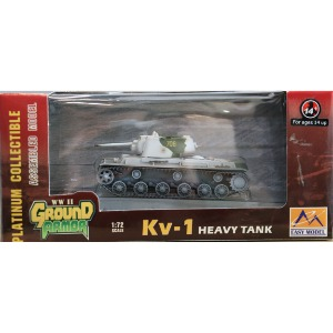 36291 1/72 Russian KV-1Kalininsky Front, Winter 1943