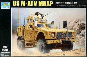 00930 1/16 US M-ATV MRAP