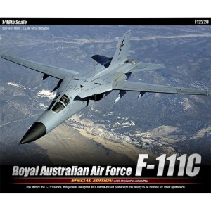 12220 [한정판]1/48 Royal Australian Air Force F-111C