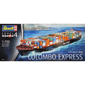 "5152  1/700 Container Ship ""Colombo Express"""
