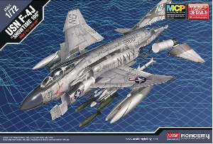 12515  1/72 USN F-4J VF-96 'Show Time 100' MCP