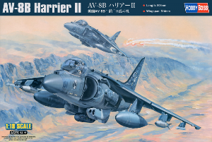 81804   1/18 AV-8B Harrier II