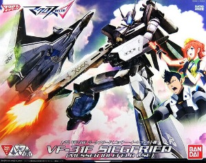 BAN210509  /72 VF-31F Siegfried [Messer Ihlefeld Use] w/Macross Decal