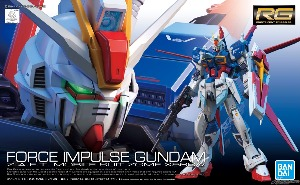 BAN5059228  RG-33 Force Impulse Gundam