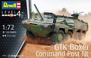 3283  1/72 GTK Boxer Command Post NL