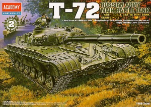 13006 1/48 Russian T-72 MBT (No.2)
