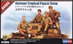84409 1/35 German Tropical Panzer Crew