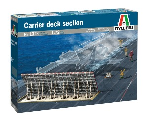 1326  1/72 Modern Carrier Deck Section
