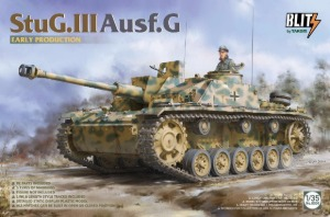 8004 1/35 StuG.III Ausf.M G Early Production