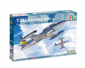 1444  1/72 T-33A 'Shooting Star'