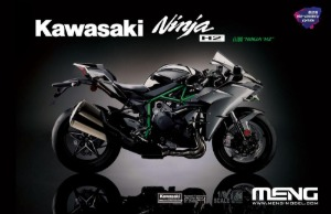 MT002S  1/9 Kawasaki Ninja H2 Pre-Colored Edition [도색완료]