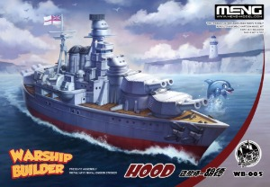 WB-005 Warship Builder H.M.S Hood