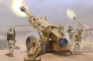 61602  1/16 US 155mm M198 Towed Howitzer