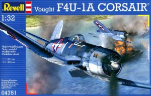 4781 1/32 Vought F4U-1A Corsair
