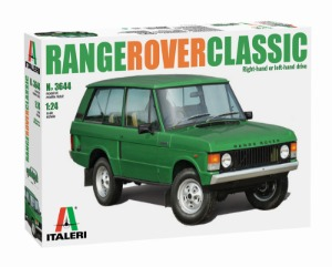 3644  1/24 Range Rover Classic [Right-hand or Left-hand Drive]