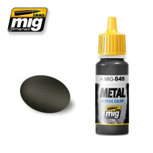 [17ml]CG0045 GUN METAL  건 메탈