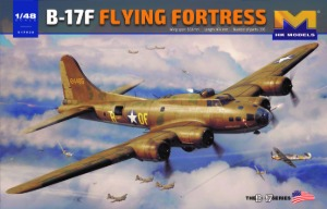 01F002  1/48 B-17F Flying Fortress