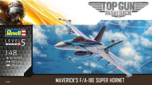 3864  1/48 F/A-18E Super Hornet Top Gun Maverick