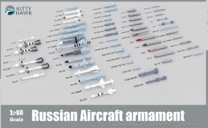 KH80151  1/48 Russian Aircraft Armament